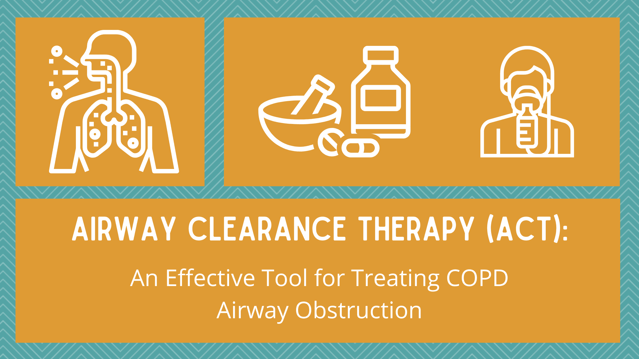 Airway Clearance Therapy (ACT): An Effective Tool for Treating COPD Airway Obstruction