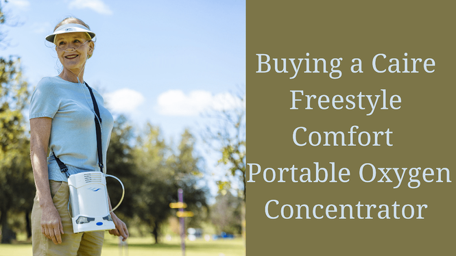 buying a caire freestyle comfort