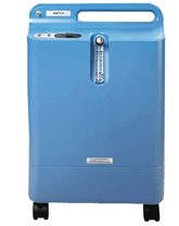 Stationary oxygen concentrator