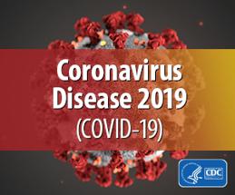 Coronavirus (COVID-19) badge