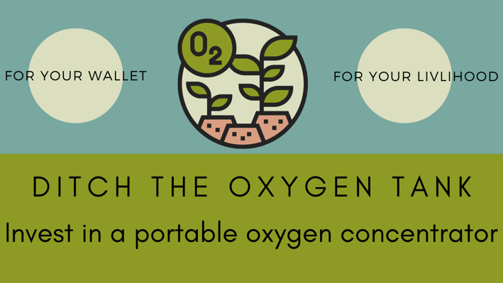 Ditch the Oxygen Tank