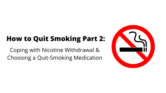 How to Quit Smoking Part 1: Overcoming Doubts & Finding Resources to Help You Quit (1)