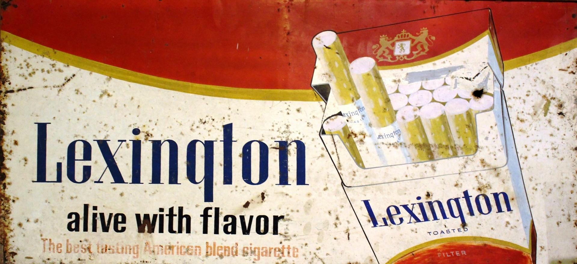 vintage-sign-for-a-cigarette-brand