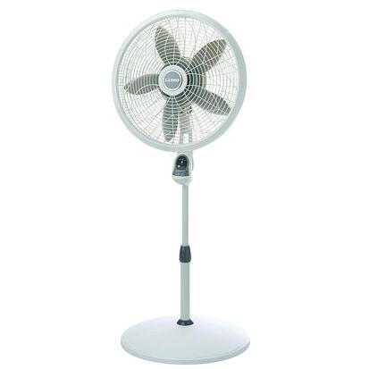Lasko-ENERGY-Saver-18&quot-Pedestal-Stand-Fan-with-3-Speeds-Adjustable-Height-&amp-Widespread-Oscillation-&amp-FREE-Remote...-N2