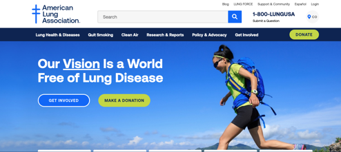 The American Lung Foundation