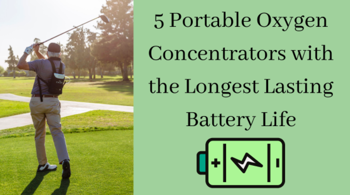 5 POC with long lasting battery life
