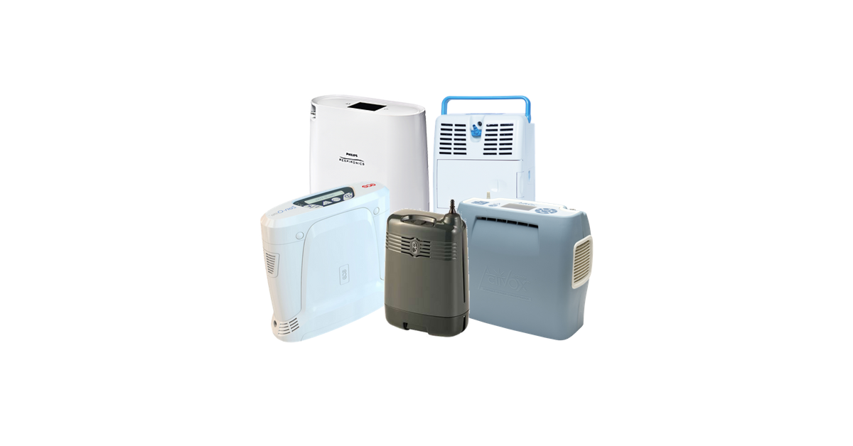 The Best Portable Oxygen Concentrators of 2017