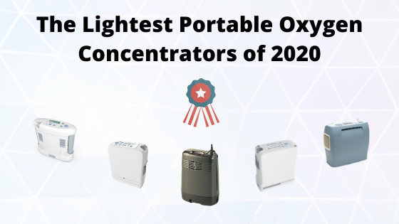 The Lightest Portable Oxygen Concentrators of 2020