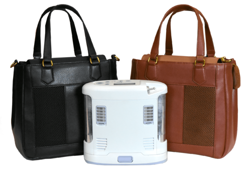 both bags with G3transparent