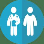Clinical trial clip art