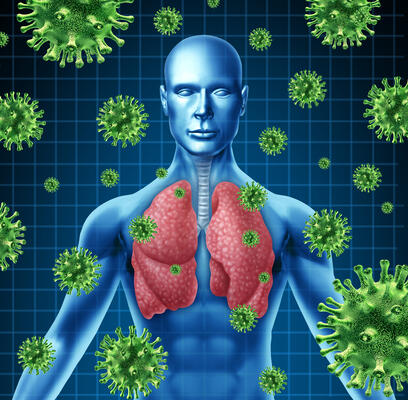 Infectious disease and the lungs