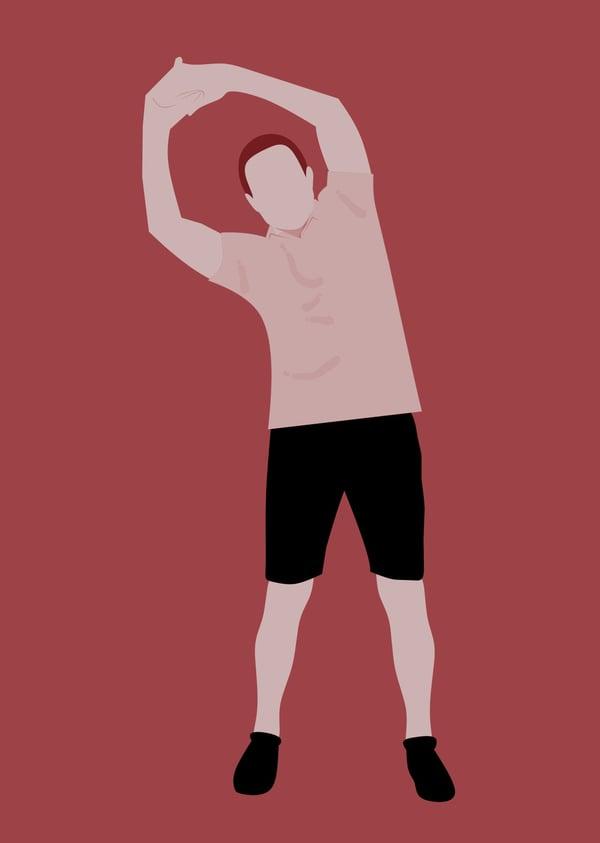 exercise-fitness-white-backgroun