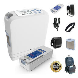 G5 oxygen concentrator