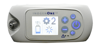 Inogen One G5 control panel