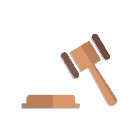 law-justice-concept-drawing