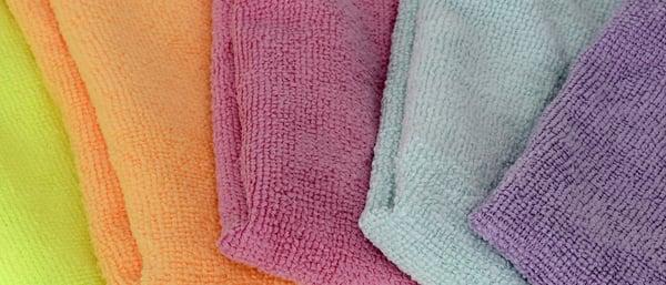 micro-fiber towels