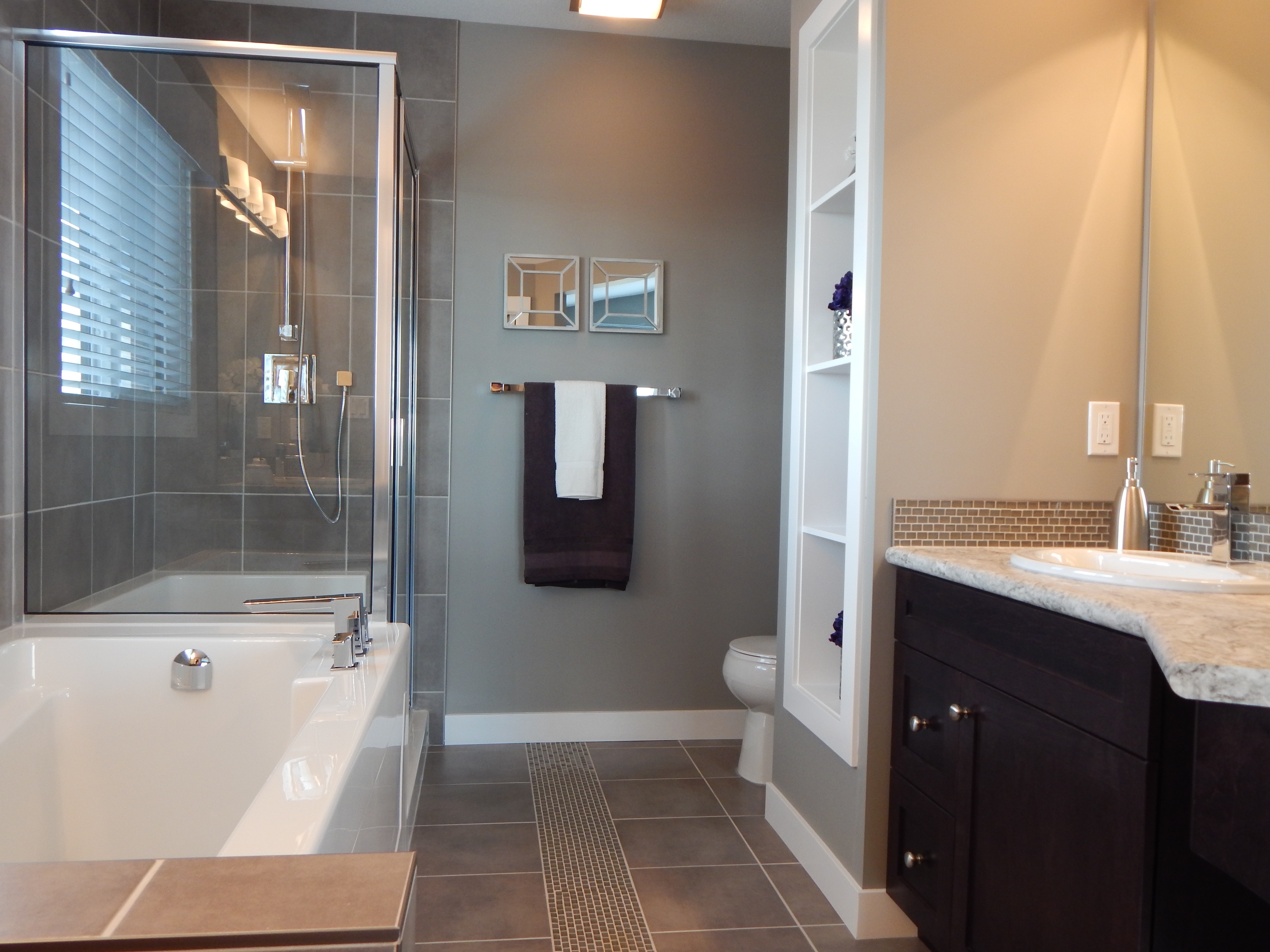 modern-bathroom-interior-with-shower-cabin-and-tub