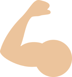 Strong arm (illustration)