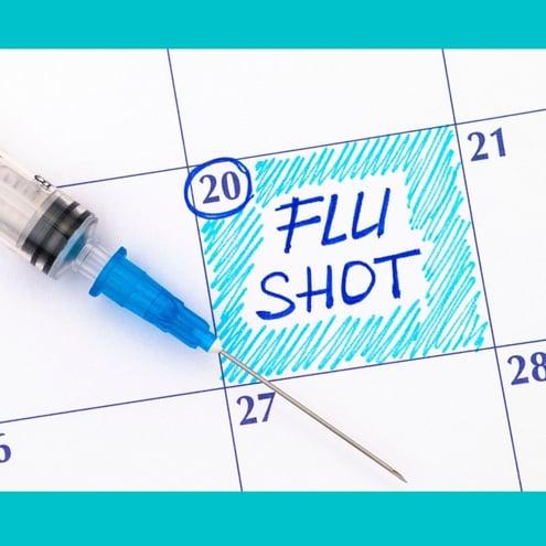 planning flu shot