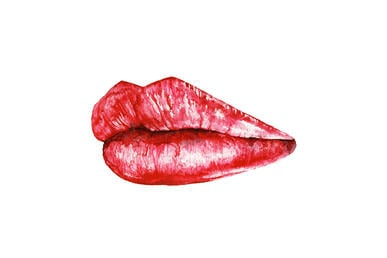 red-lips-lips-watercolor-watercolour-watercolors-makeup-1600290-pxhere.com