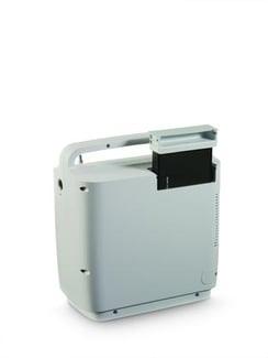 Respironics SimplyGo battery port