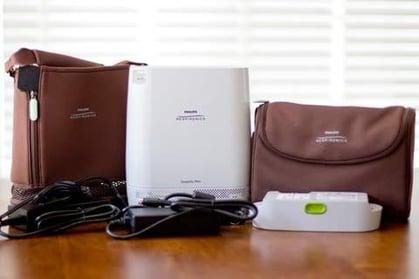 SimplyGo Mini and accessories