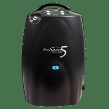 SeQual Eclipse 5 portable oxygen concentrator.